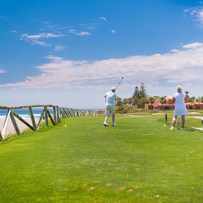 Golf en la Costa del Sol