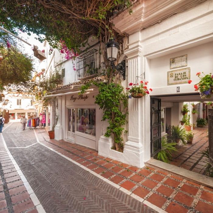 Viviendas en Marbella