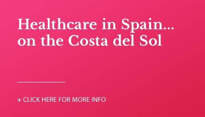 Healthcare in Spain... on the Costa del Sol