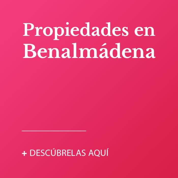 Propiedades en Benalmádena