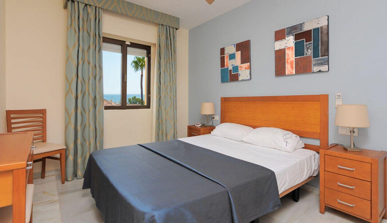 Antes - Dormitorio en La Perla de Riviera