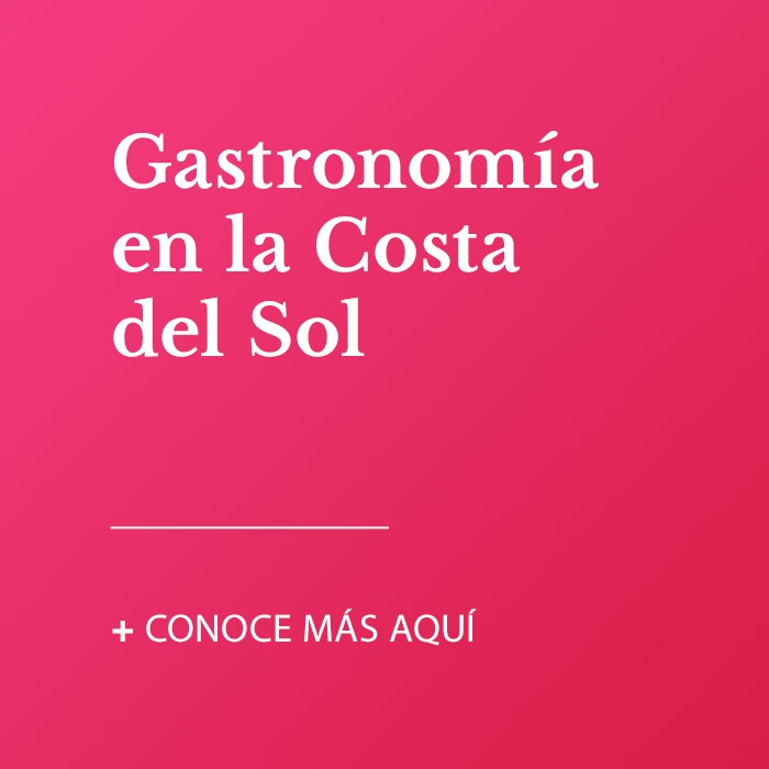 Gastronomía en la Costa del Sol