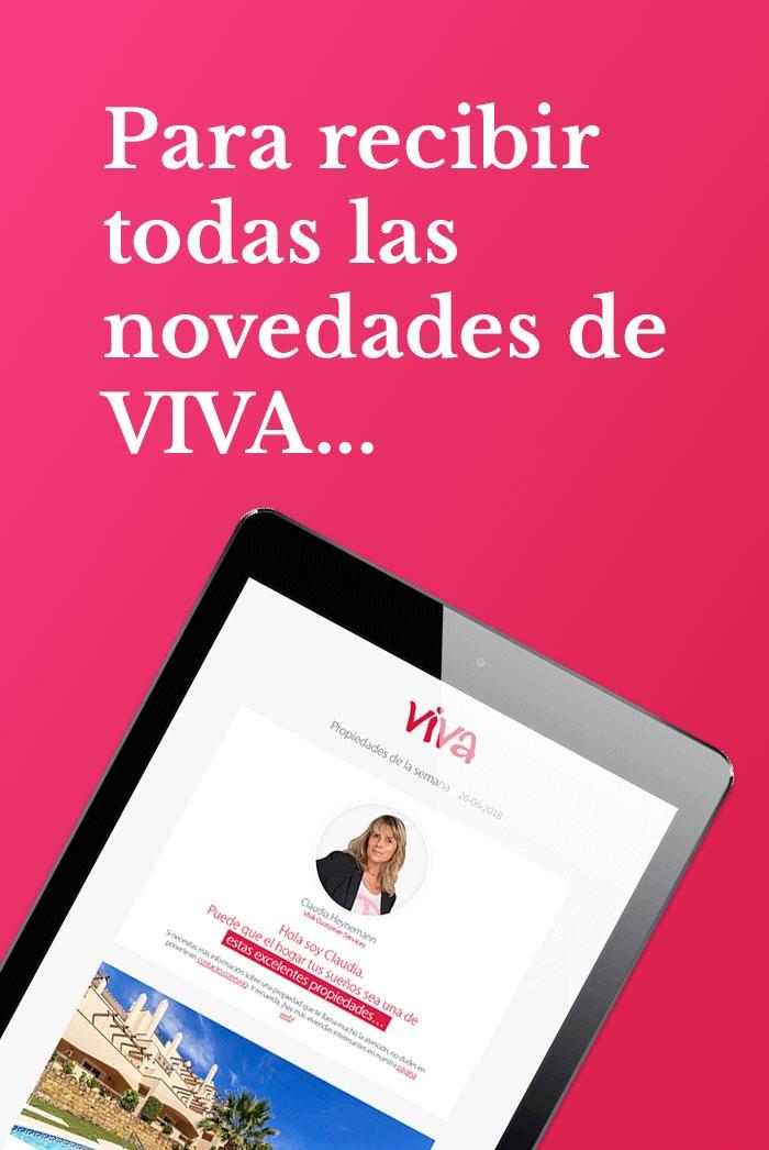 Suscríbete a VIVA blog!