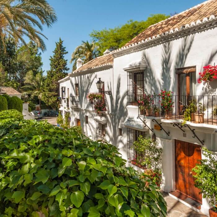 Properties in Mijas